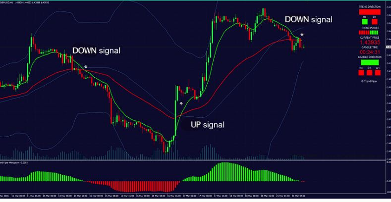 Trend Viper MT4 Indicator Free